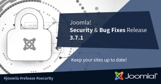 Joomla! 3.7.1 Release - Important Security Fix
