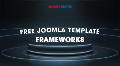 Best Free Joomla Template Frameworks 2020
