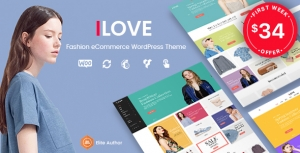 SW iLove - Multipurpose & Creative WordPress WooCommerce Theme
