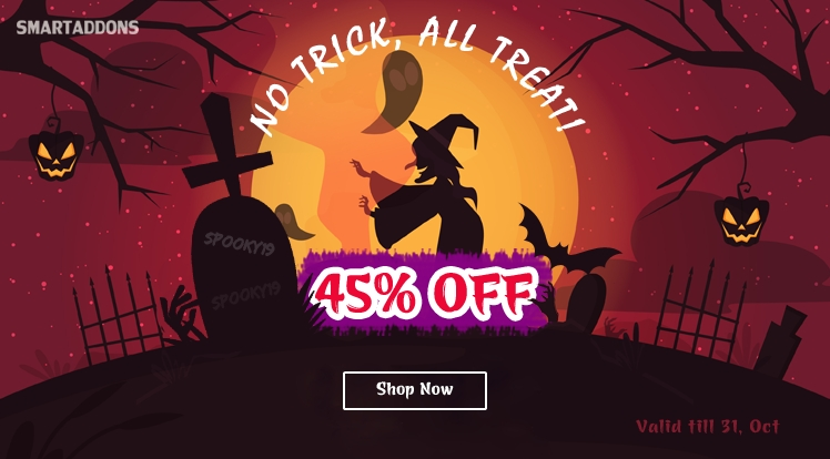 CRAZY Halloween Deal: 45% OFF for All Products & Subscriptions