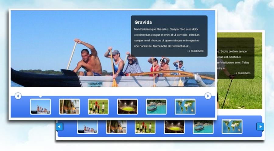 SJ Content SlideShow III - Joomla! Module