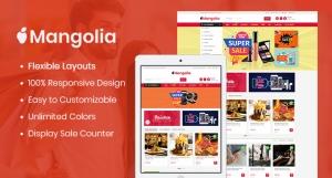 So Mangolia - The Clean, Minimal & Multipurpose OpenCart 3 Theme