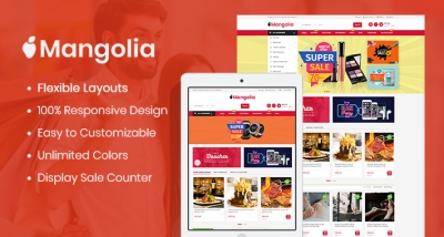 So Mangolia - The Clean, Minimal & Multipurpose OpenCart 3 Theme