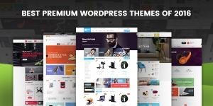 15 Best Premium WordPress Themes of 2016