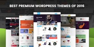 15 Best Premium WordPress Themes of 2016