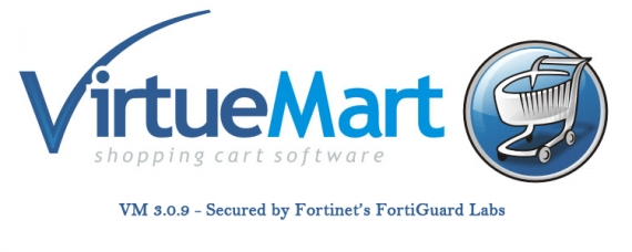Update your stores with VirtueMart 3.0.9