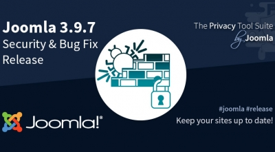 Joomla! 3.9.7 Security & Bug Fix Release