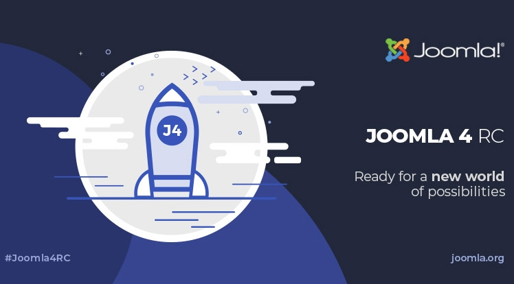 Joomla 4 RC 1 and Joomla 3.10 Alpha 6 Ready for Testing