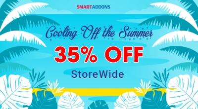 Cooling Off the Summer & Enjoy 35% OFF Storewide