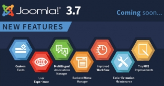 Joomla 3.7 is Just Around the Corner