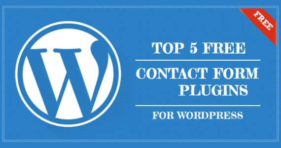 5 Best Free WordPress Contact Form Plugins