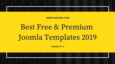 15+ Free and Premium Multipurpose Joomla Templates 3.9 & Joomla 4