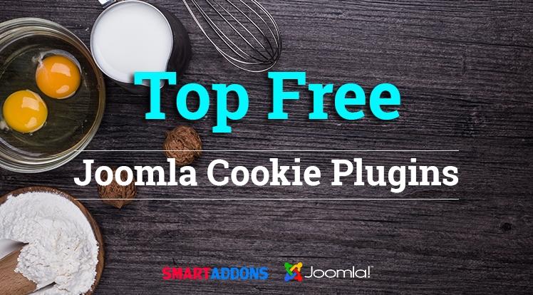 Top 8 Excellent Free Cookie Plugins For Joomla
