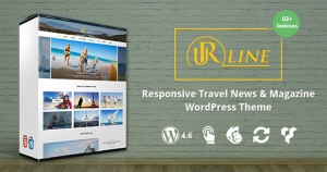 SW Urline - Multipurpose Magazine and Blog WordPress Theme