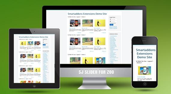 SJ Slider for Zoo - Joomla! Module