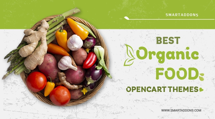 Top OpenCart Themes for Food Stores & Restaurant