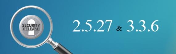 Joomla! 2.5.27 & 3.3.6 - Immediate Update Versions