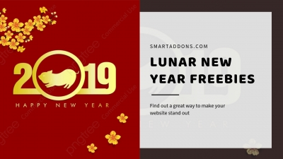 [FREEBIES] Best Lunar New Year Fonts, Images, Background and Banners