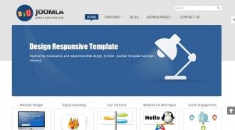 SJ Joomla3 - Free Template for Joomla 3.x