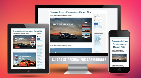 SJ Ads Slideshow for AdsManager - Joomla! Module