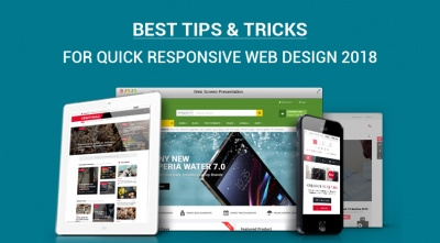 10+ Best Tips and Tricks for Quick Responsive Web Design 2018