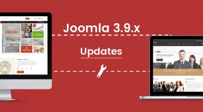 Hot Update: All Joomla Templates Updated for Joomla 3.9.x