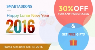 Tet Holiday Special: 30% Off and Free Exclusive Gifts