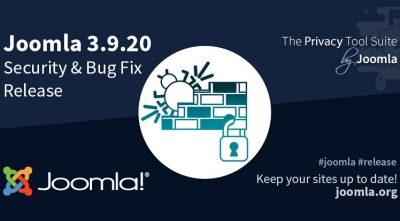 Joomla 3.9.20 Security & Bug Fix Release