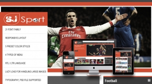 SJ eSport - Responsive Joomla news & magazine Template