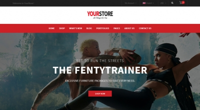 YourStore Free - Free Responsive WooCommerce WordPress Theme