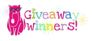 Giveaway Announcement: We got the winners!