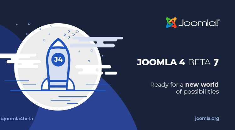 Joomla 4 Beta 7 and Joomla 3.10 Alpha 5 Ready for Testing