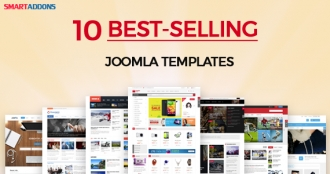 Top 10 Best-selling Joomla Templates - SmartAddons