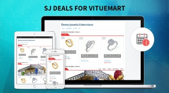 SJ Deals for VirtueMart - Responsive Joomla! Module