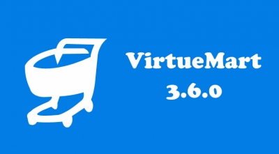 VirtueMart 3.6.0 is Out