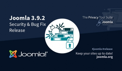 Joomla! 3.9.2 Security and Bug Fix Release