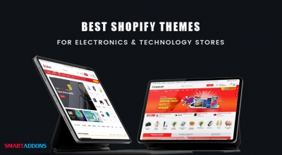 2021's 10 Best Shopify Themes for Electronics & Technology Stores