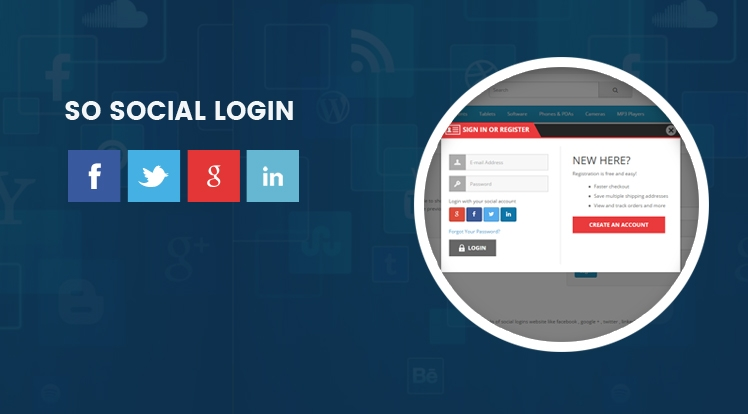 So Social Login - OpenCart 3 & 2.3, 2.2 Social Login Module