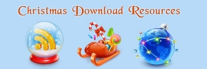 The FREE High-quality Christmas Download Resources