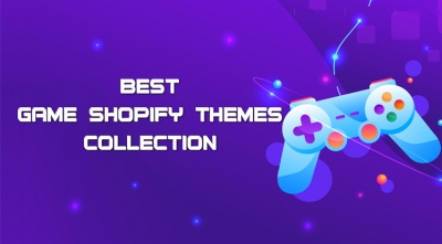 Best Games, Gaming Shopify Themes 2020