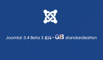 Joomla 3.4 Beta 3 - Core en-GB standardisation
