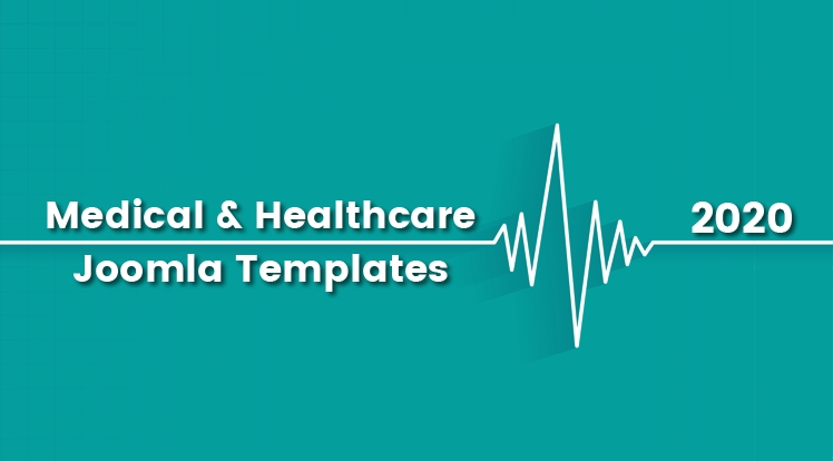 Best Medical & Healthcare Joomla Templates in 2020