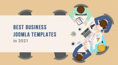 10 Best Business Joomla Templates in 2021