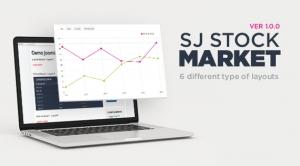 SJ Stock Market - Responsive Joomla! Module