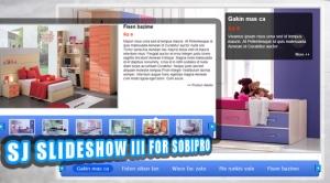 SJ Slideshow III for SobiPro - Joomla! Module