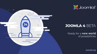 Joomla 4.0 Beta Release