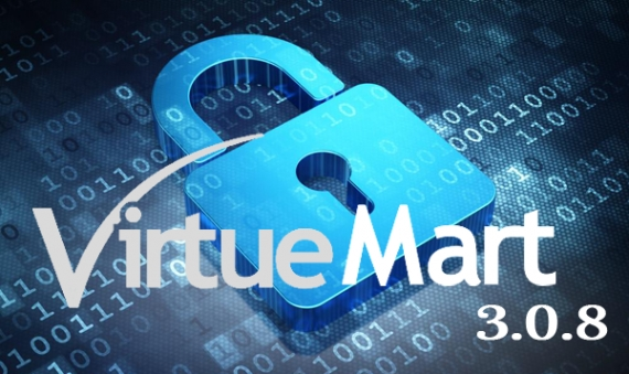 VirtueMart 3.0.8 - Security improved & more features added