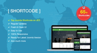 YT Shortcode - Joomla Plugin