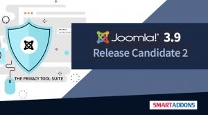 Joomla 3.9 Release Candidate 2 Has Been Released!