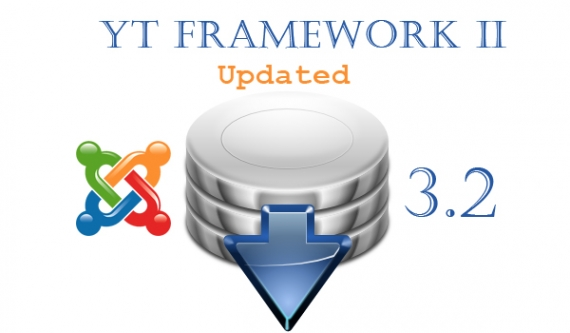 YT Framework Plugin updated for Joomla 3.2